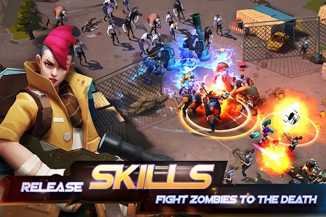 Hero Z: Doomsday Warrior Ekran Görüntüleri - 3