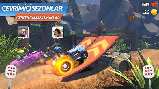 Racing Rocket Ekran Görüntüleri - 2