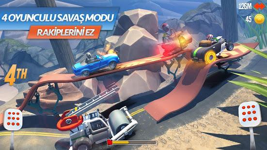 Racing Rocket Ekran Görüntüleri - 4