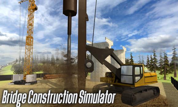 Bridge Construction Sim 2 Ekran Görüntüleri - 2