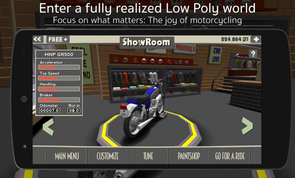 Cafe Racer Ekran Görüntüleri - 3