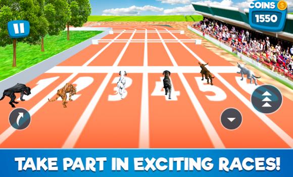 Dog Race Simulator 2018 Ekran Görüntüleri - 3