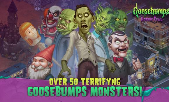 Goosebumps HorrorTown - Monsters City Builder Ekran Görüntüleri - 3