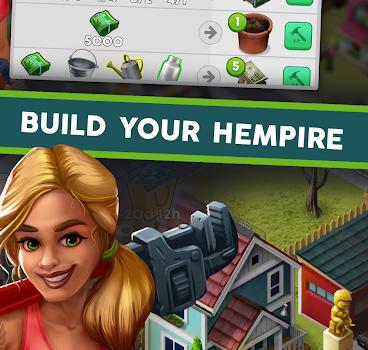 Hempire - Plant Growing Game Ekran Görüntüleri - 2