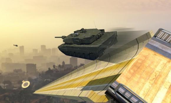 Mega Ramp: Impossible Stunts 3D Ekran Görüntüleri - 2