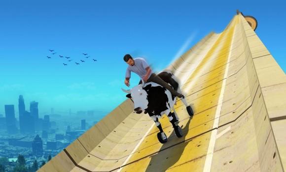 Mega Ramp: Impossible Stunts 3D Ekran Görüntüleri - 3
