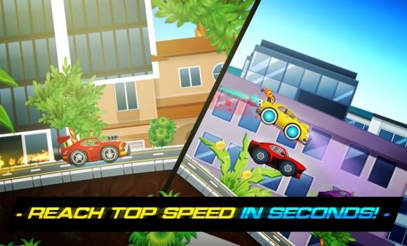 Sports Cars Racing: Chasing Cars on Miami Beach Ekran Görüntüleri - 3