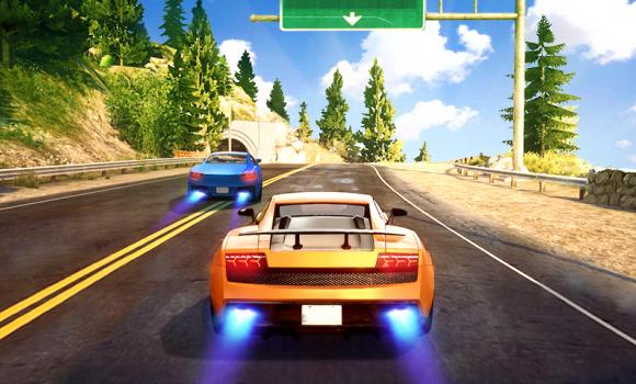 Street Racing 3D Ekran Görüntüleri - 2
