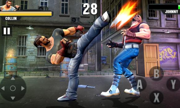 Street Warriors Ekran Görüntüleri - 1
