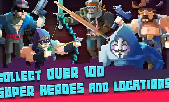 Super Hero Fight Club Ekran Görüntüleri - 1