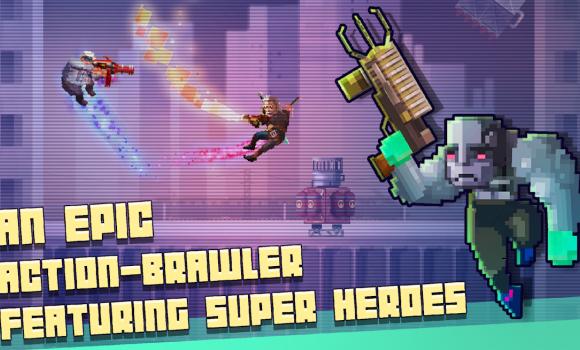 Super Hero Fight Club Ekran Görüntüleri - 3