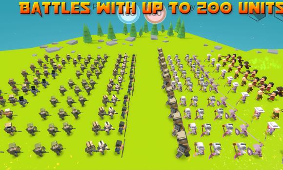 Tactical Battle Simulator Ekran Görüntüleri - 3