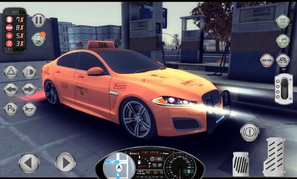Taxi Car Simulator 2018 Pro Ekran Görüntüleri - 1