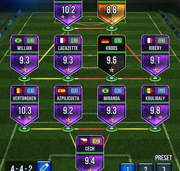 Total Soccer: Road to Glory Ekran Görüntüleri - 1