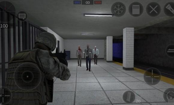 Zombie Combat Simulator Ekran Görüntüleri - 2