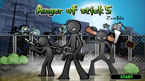 Anger of Stick 5 Ekran Görüntüleri - 1