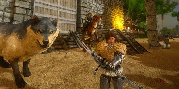 ARK: Survival Evolved Ekran Görüntüleri - 5