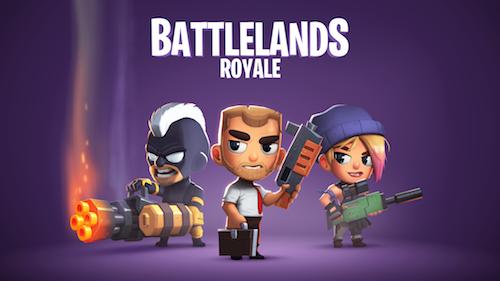 Battlelands Royale Ekran Görüntüleri - 6