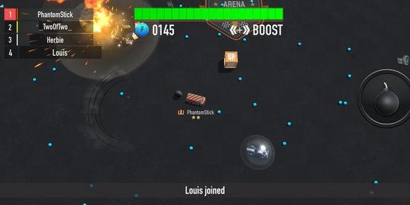 Boost Arena Ekran Görüntüleri - 1