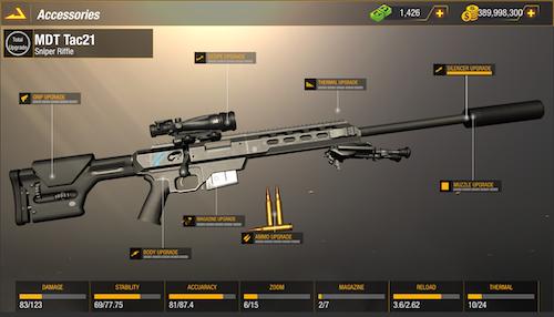 Bullet Strike: Sniper Battlegrounds Ekran Görüntüleri - 3