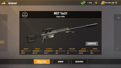 Bullet Strike: Sniper Battlegrounds Ekran Görüntüleri - 4