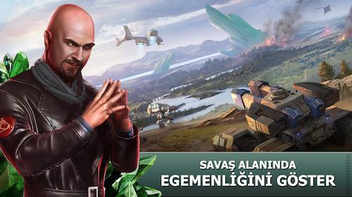 Command & Conquer: Rivals Ekran Görüntüleri - 1