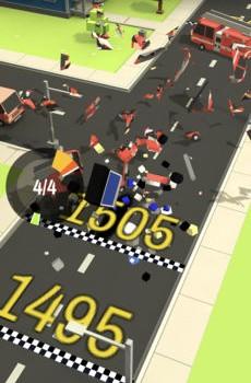 Crashy Cops! Ekran Görüntüleri - 1