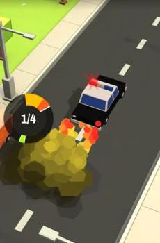 Crashy Cops! Ekran Görüntüleri - 3