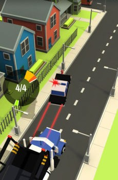 Crashy Cops! Ekran Görüntüleri - 4