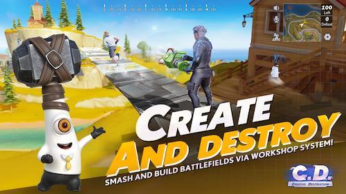 Creative Destruction Ekran Görüntüleri - 5
