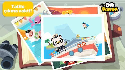 Dr. Panda Town: Holiday Ekran Görüntüleri - 1