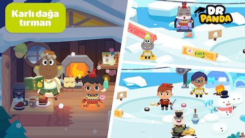 Dr. Panda Town: Holiday Ekran Görüntüleri - 2