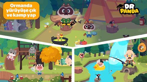 Dr. Panda Town: Holiday Ekran Görüntüleri - 3