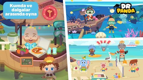 Dr. Panda Town: Holiday Ekran Görüntüleri - 4