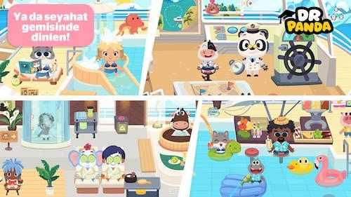 Dr. Panda Town: Holiday Ekran Görüntüleri - 5