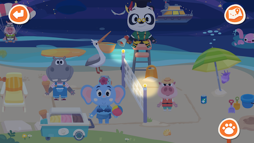 Dr. Panda Town: Holiday Ekran Görüntüleri - 6
