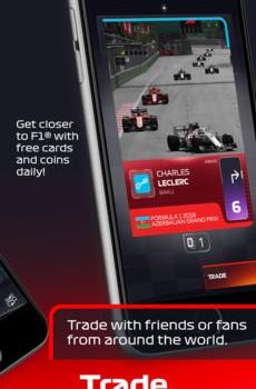 F1 Trading Card Game 2018 Ekran Görüntüleri - 1