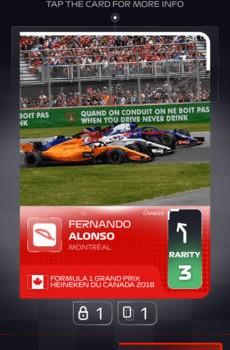 F1 Trading Card Game 2018 Ekran Görüntüleri - 4