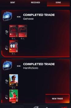 F1 Trading Card Game 2018 Ekran Görüntüleri - 5