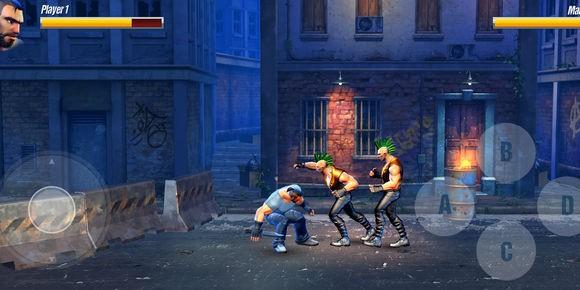 Fury Streets Ekran Görüntüleri - 3