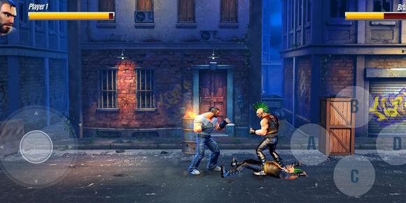 Fury Streets Ekran Görüntüleri - 4