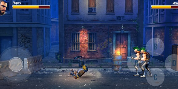 Fury Streets Ekran Görüntüleri - 5