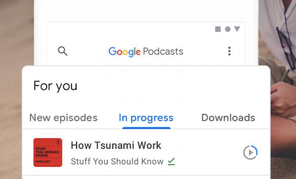 Google Podcasts Ekran Görüntüleri - 3