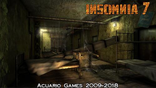 Insomnia 7 Ekran Görüntüleri - 1