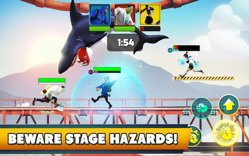 Mayhem Combat Ekran Görüntüleri - 2