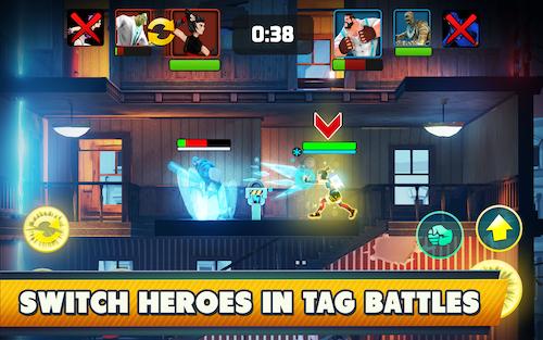 Mayhem Combat Ekran Görüntüleri - 5