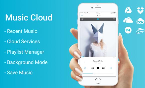 Music Cloud Ekran Görüntüleri - 1