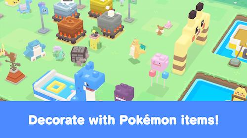 Pokemon Quest Ekran Görüntüleri - 4
