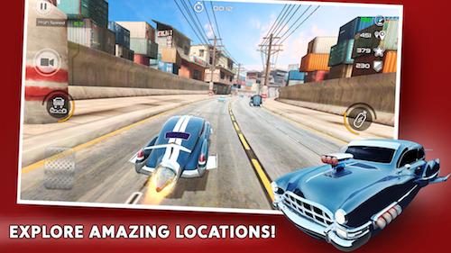 Rocket Carz Racing Ekran Görüntüleri - 3
