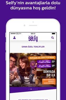 Türk Telekom Selfy Ekran Görüntüleri - 1
